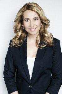 Kateřina Budská - realitní makléřka