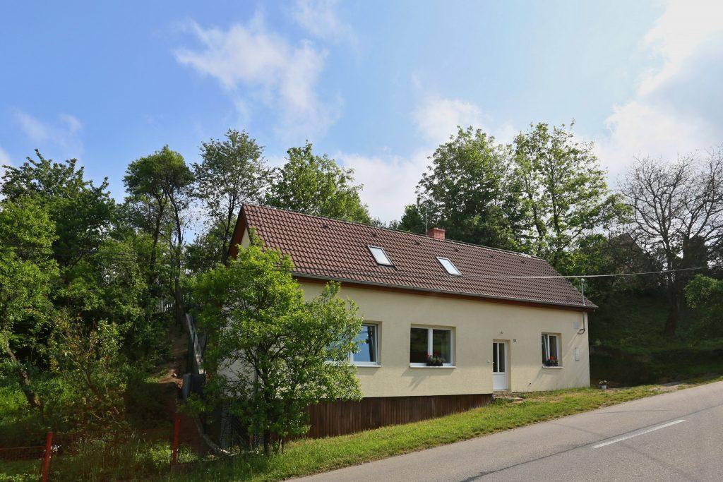 Prodej rodinného domu, Olešná