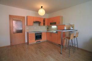 Pronájem bytu 1+kk, Podveská, Brno-Komín