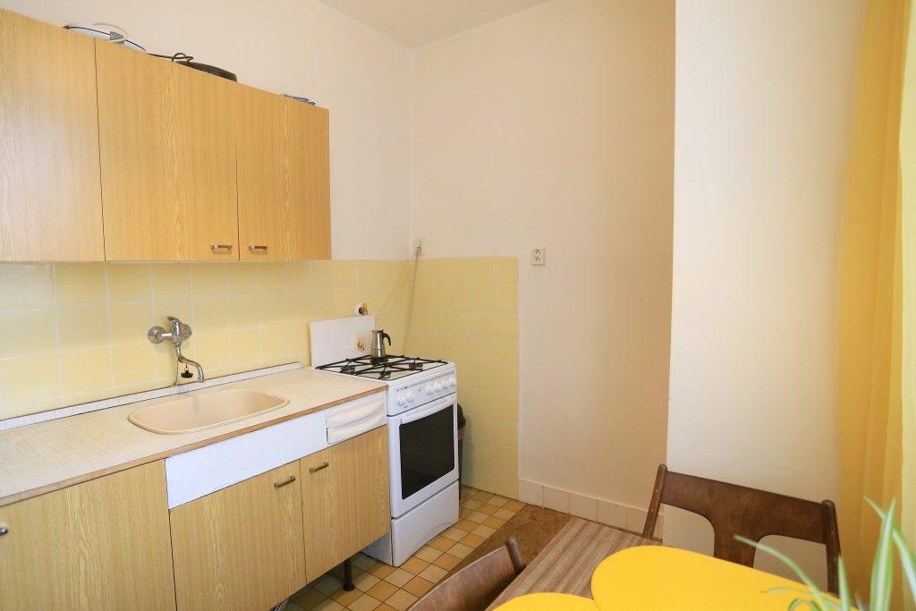 Prodej bytu 2+1, Trýbova, Brno - střed